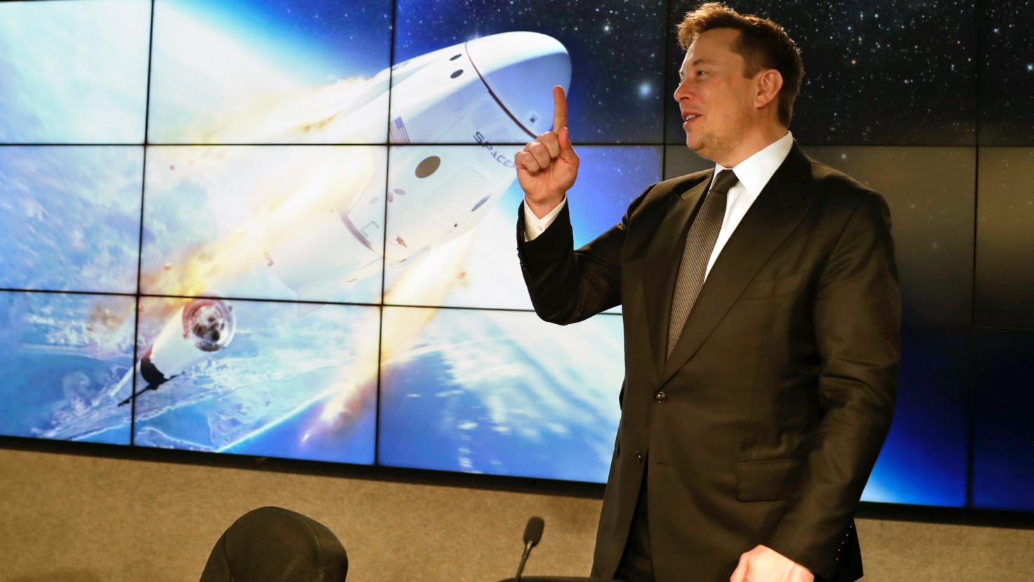 SpaceX company's profile