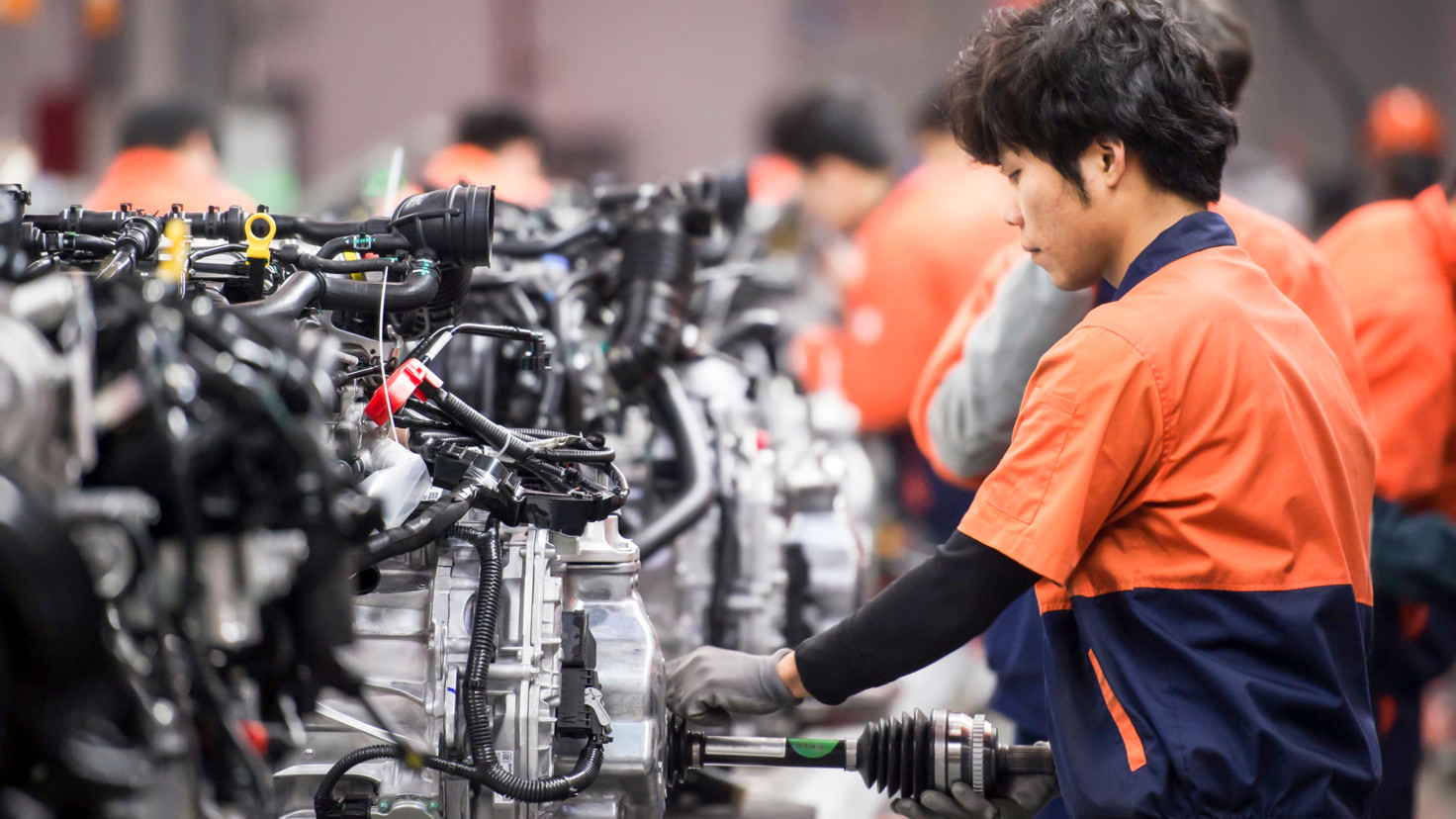 Chinese auto-sector faces February havoc