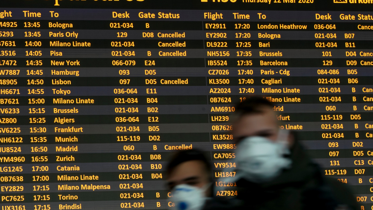 Airlines cut flights and jobs over Covid crisis