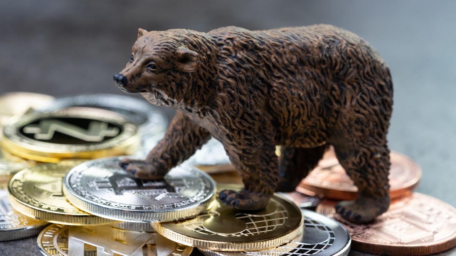 История цены биткоина