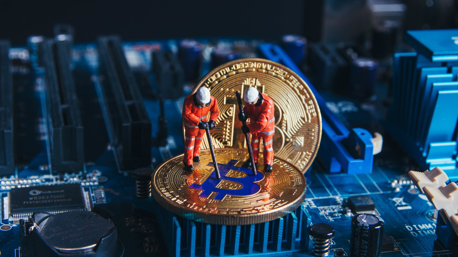 Bitcoin Mining Operation Is Uncovered During U.K. Drug Bust - WSJ