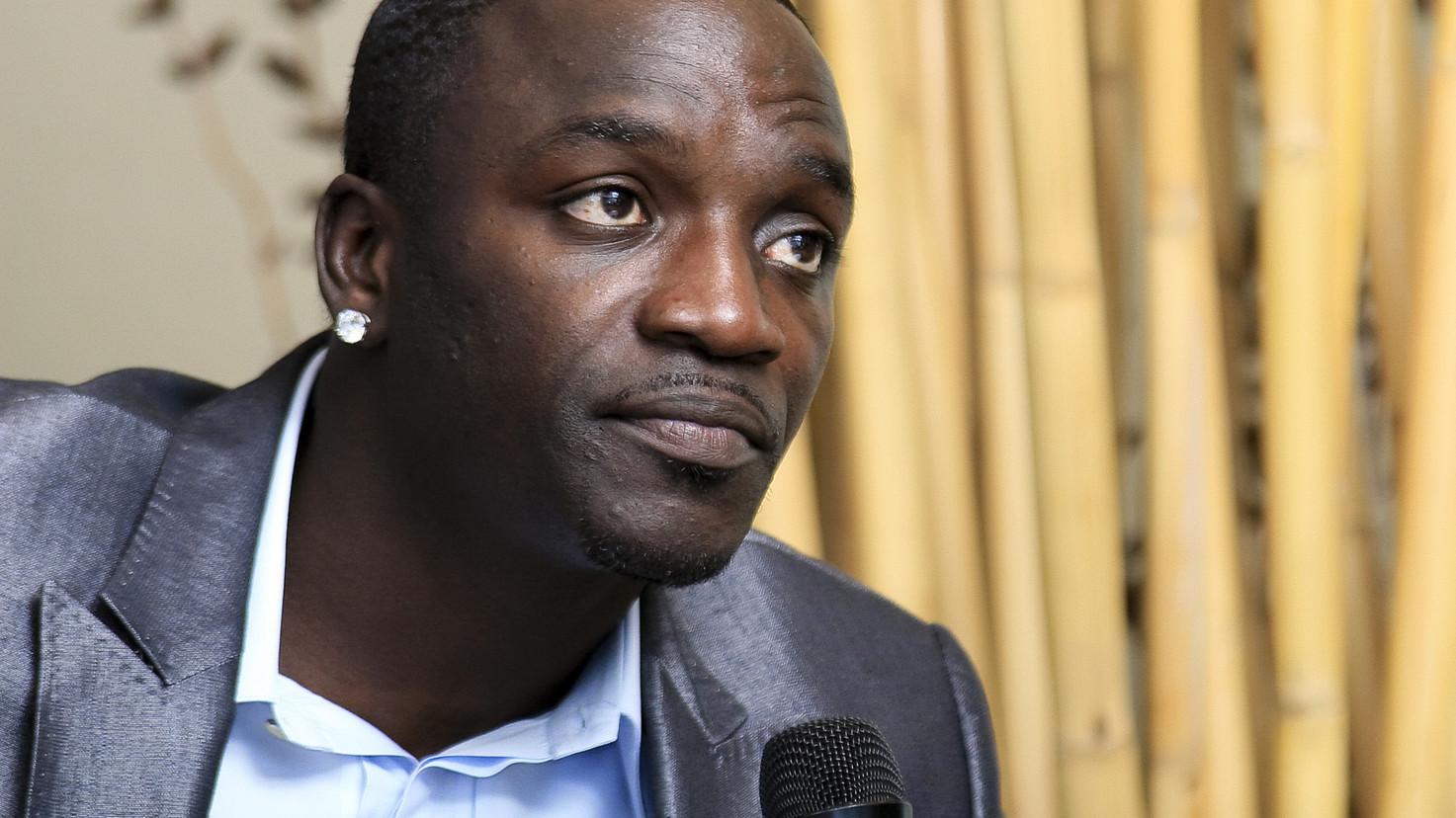 Akon Ethernal City