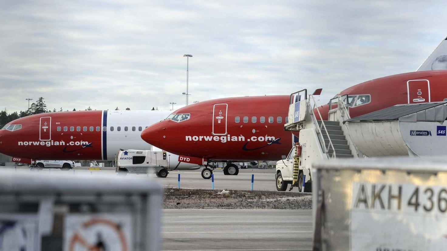 Norwegian Air shares surge on Airbus fleet deal
