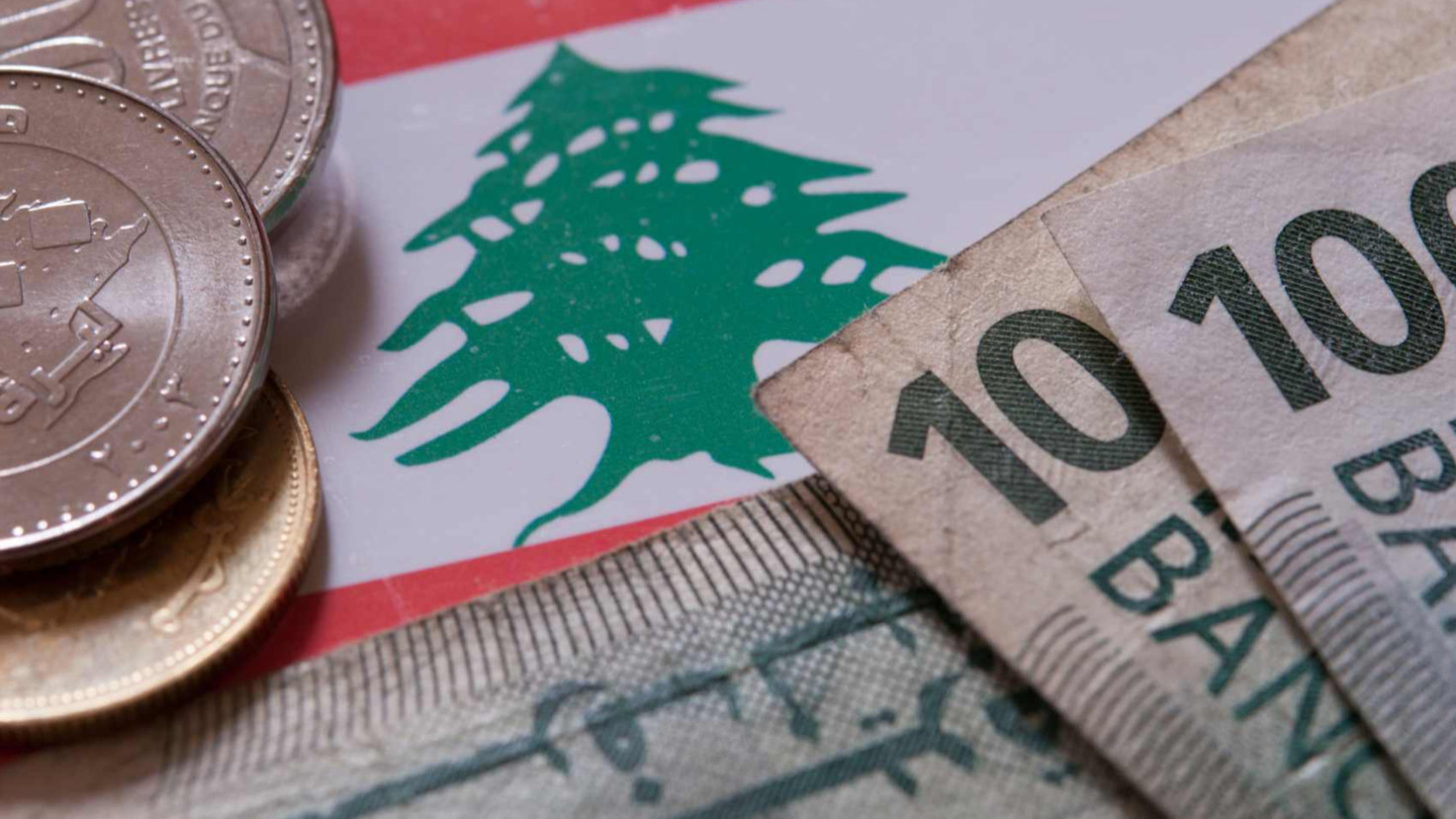 Lebanons banks re-open for first time in two weeks
