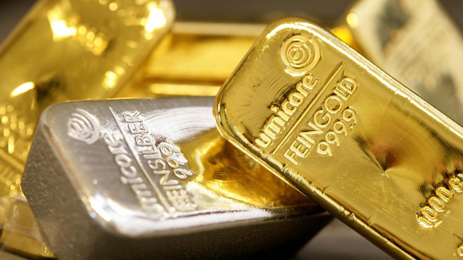 Цена на золото $1500 это потолок