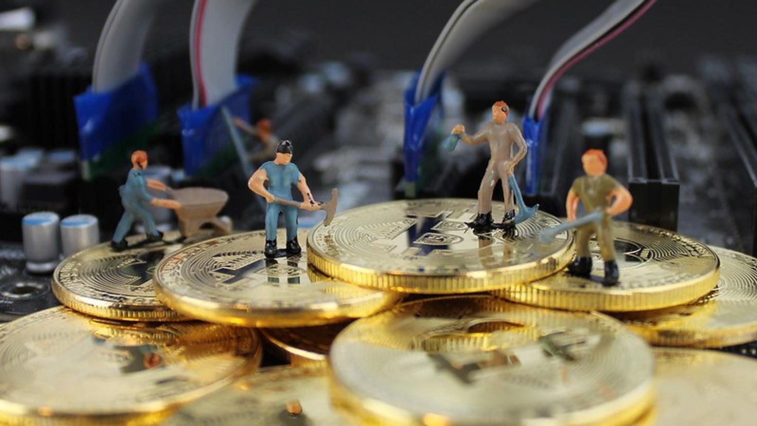 Что такое майнинг криптовалют
