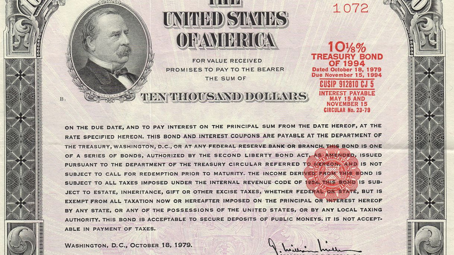 Government bond definition